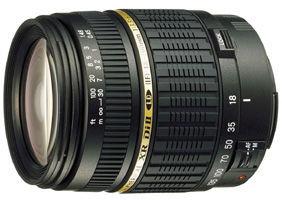 TAMRON AF 18-200mm F/3.5-6.3 Di-II pro Nikon XR LD Asp. (IF) - objektiv