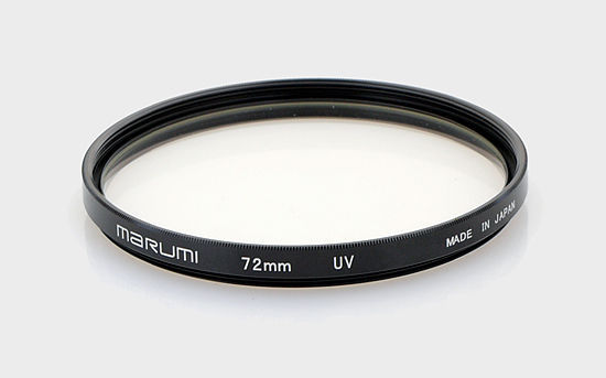 Marumi filter UV 72MM