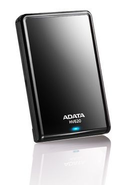 ADATA HV620, AHV620-1TU3 (černý) - externí disk