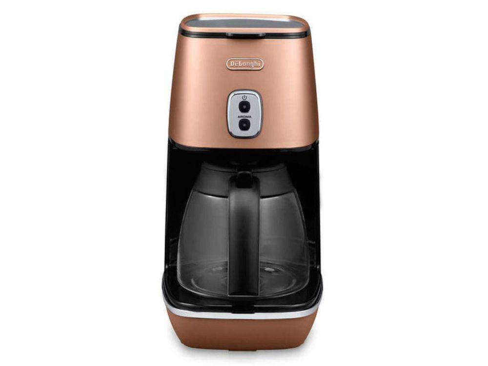DELONGHI ICMI 211.CP Distinta (meděná) - Překapávací kávovar