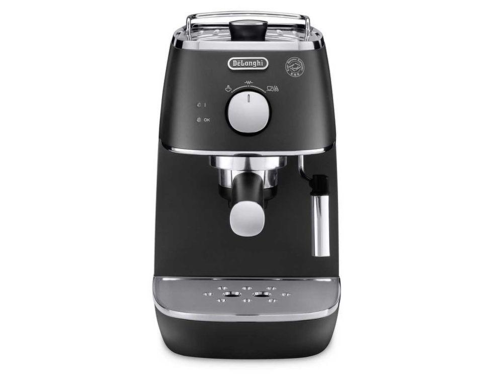 DELONGHI ECI 341.BK Distinta (černá) - Pákové espresso