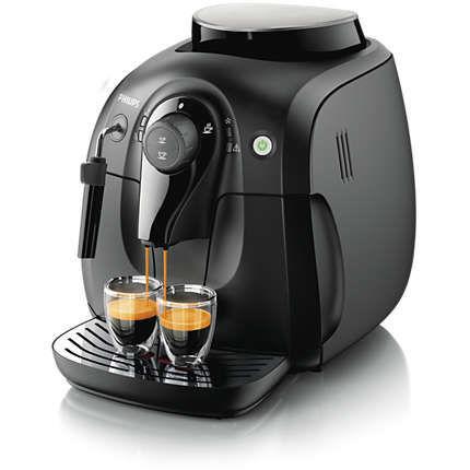 PHILIPS SAECO HD8651/09 X small - plnoautomatický kávovar