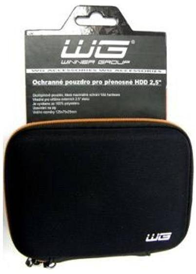 WG Case Semiš Zip vel.4 - pouzdro na HDD