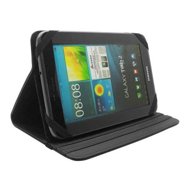 """Obal se stojánkem na 7"""" tablet černý"""