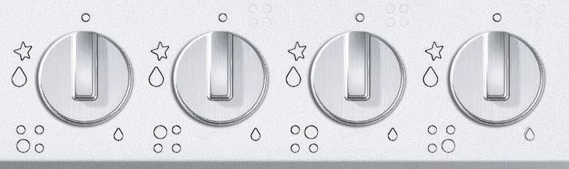 Dizajn nerezovej ocele - Mora VDP 645 X1