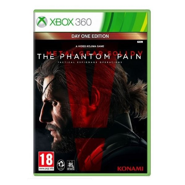 XBOX 360 - Metal Gear Solid V The Phantom Pain