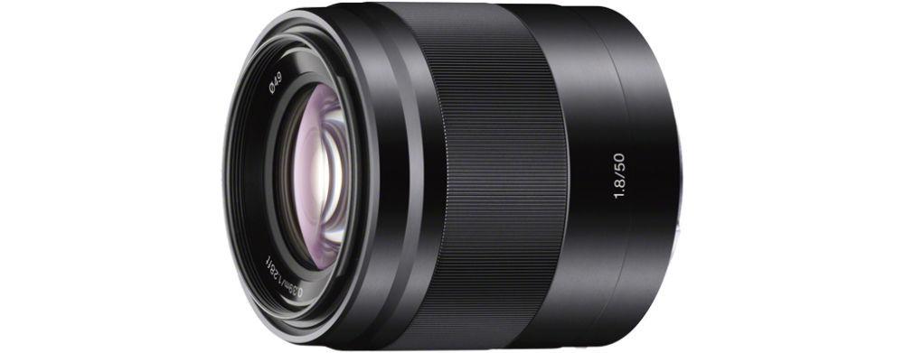 SONY SEL50F18B.AE - 50 mm f/1.8