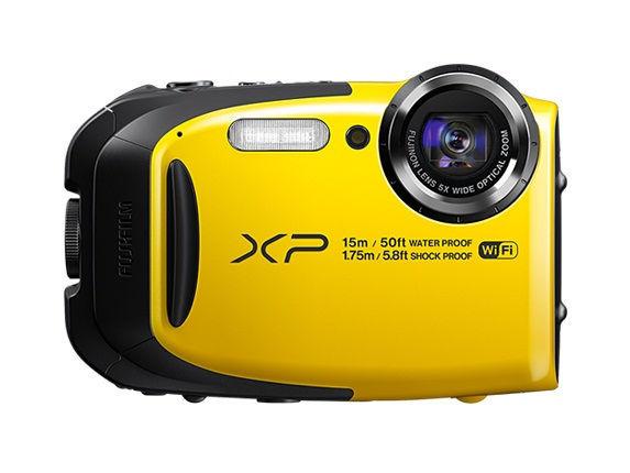 Fujifilm FinePix XP80 (žlutý)
