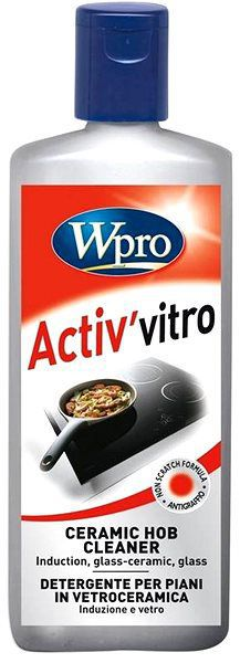 WPro VTC 100 - čisticí krém na sklokeramiku