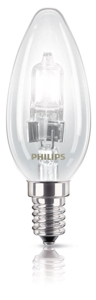 Philips EcoClassic30 28W E14 230V B35 CL 1CT / 15