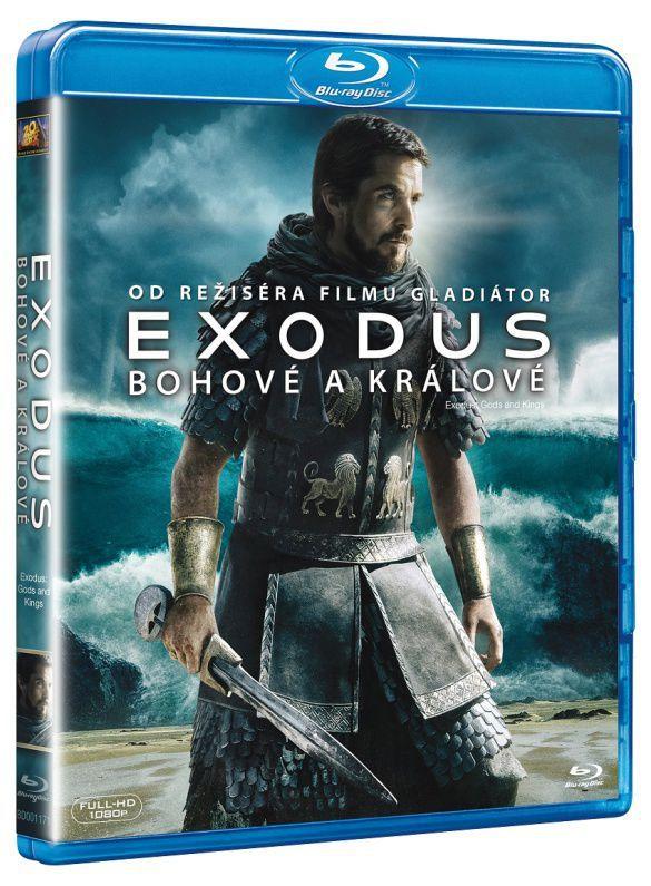 EXODUS: Bohové a králové (Ridley Scott) - Blu-Ray film (2D)
