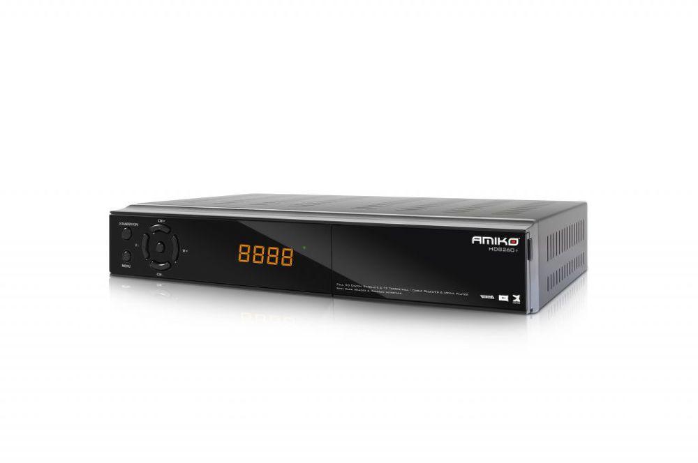 Amiko HD 8260+ (DVB-S2/T2/C)