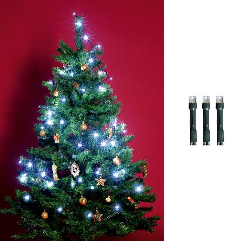 Somogyi KI 100 - Vánoční LED řetěz (studená bílá)
