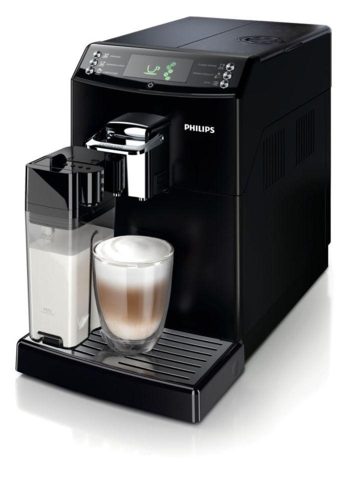 PHILIPS SAECO HD8847/09 (černá) - Automatické espresso