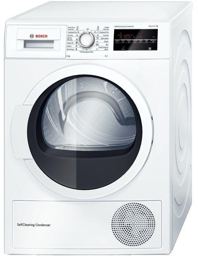 Bosch WTW85460BY