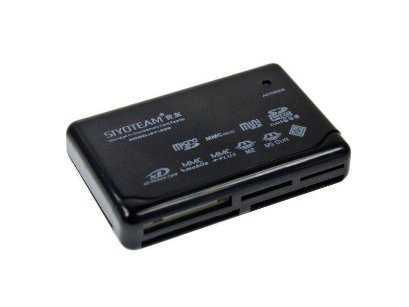 ALIGATOR čtečka karet 23v1 USB 2.0