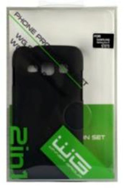 Winner Protection set pro Samsung Galaxy S III černý (fólie + pouzdro)