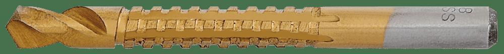 GRAPHITE Frézovací vrták sada, 5, 6, 8 mm, 3 ks