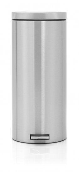 Brabantia 478888 30L (matná ocel) - pedálový koš