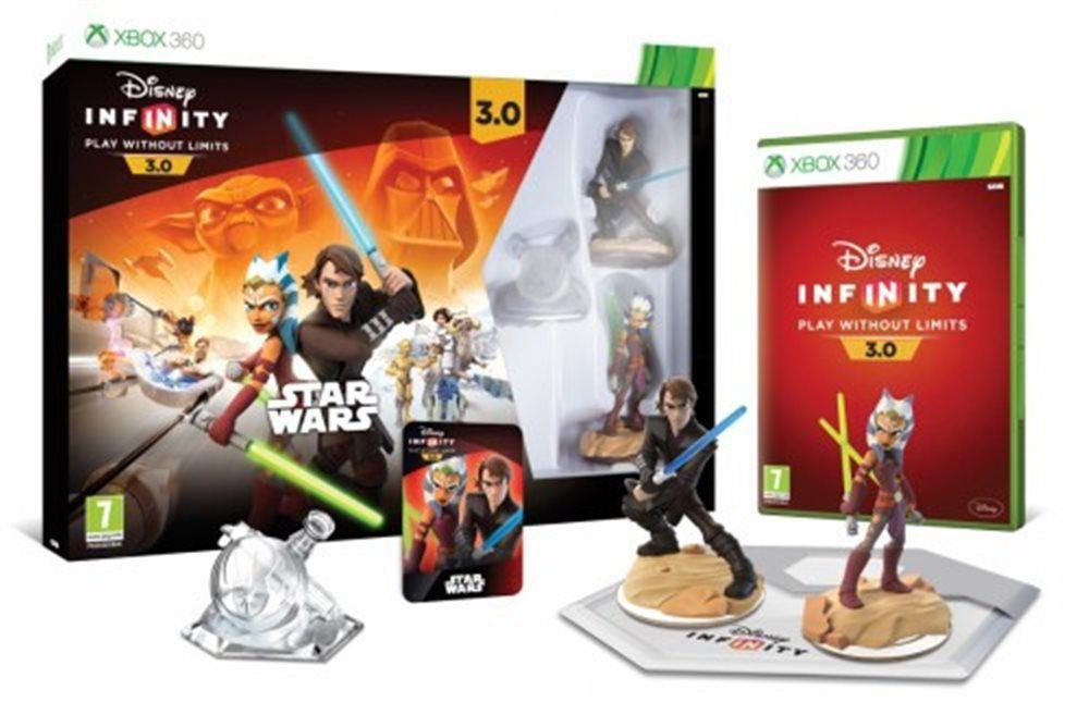 Disney Infinity 3.0: Star Wars: Starter Pack - hra pro XBOX 360
