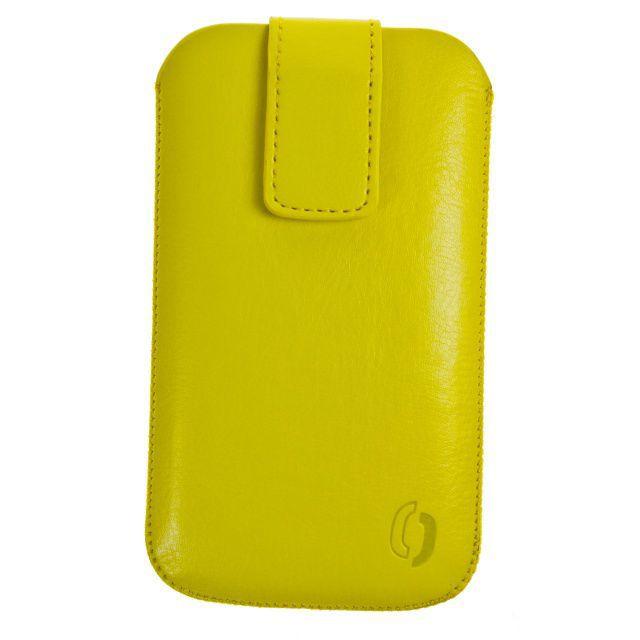 Aligator pouzdro VIP 0036 Galaxy S III (žluté)