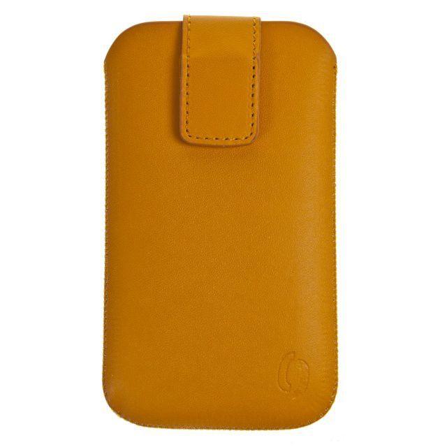 Aligator pouzdro VIP 0039 iPhone 4 (oranžové)