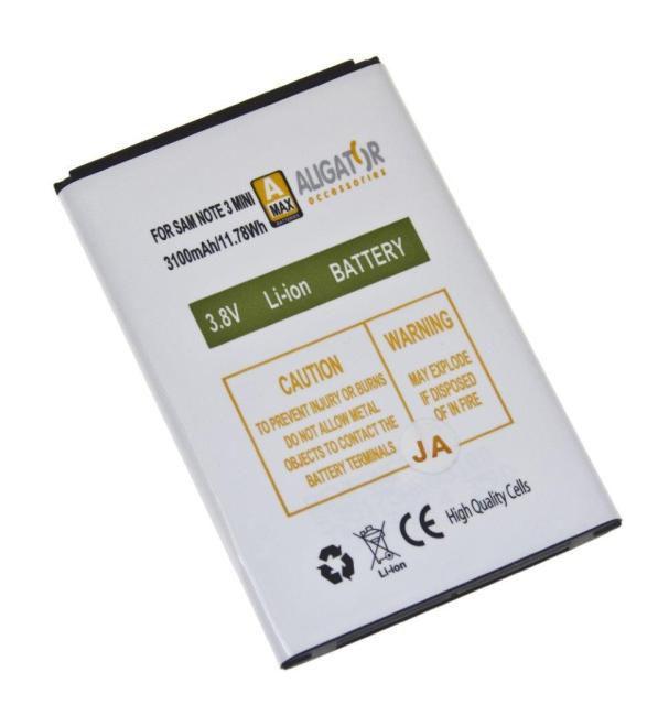Aligator baterie pro Samsung Note 3 Neo Li-ION 3100mAh