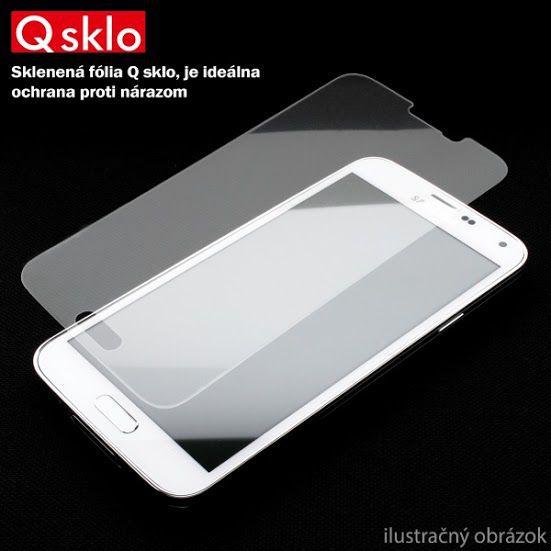 Q sklo skleněná fólio pro Sony Xperia E4 0,25mm