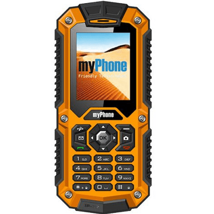 myPhone Hammer (oranžový)