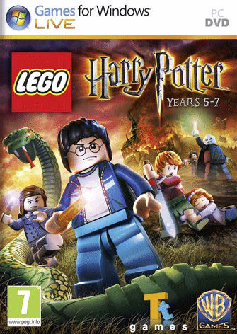 Lego Harry Potter: Years 5–7 - hra pro PC