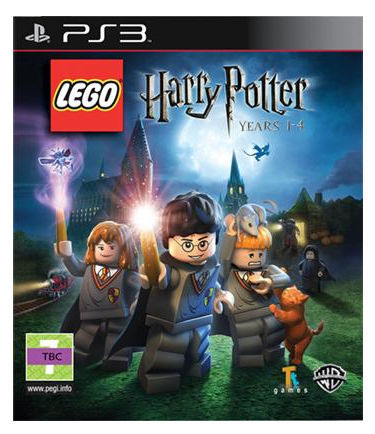 LEGO Harry Potter: Years 1-4 Essential - hra pro PS3