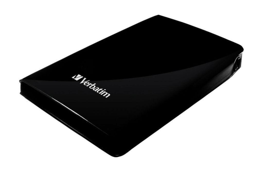 """Verbatim HDD 2,5"""" 250GB USB 3.0 (černý)"""