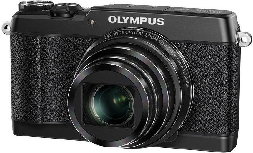Olympus SH-2 (černý) + diktafon VN-765