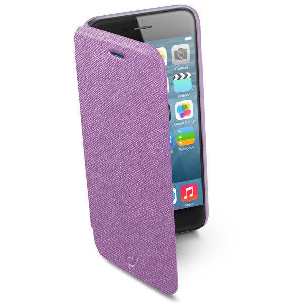 CellularLine Clear Book pouzdro pro Apple iPhone 6 (růžové)