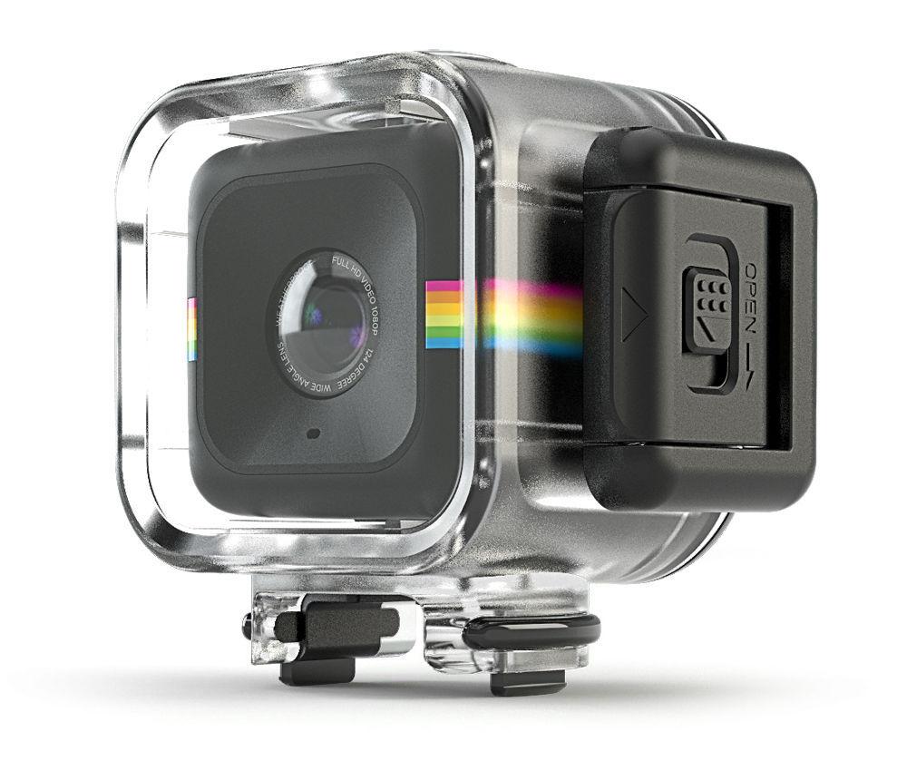 Polaroid Cube - vodotěsné pouzdro