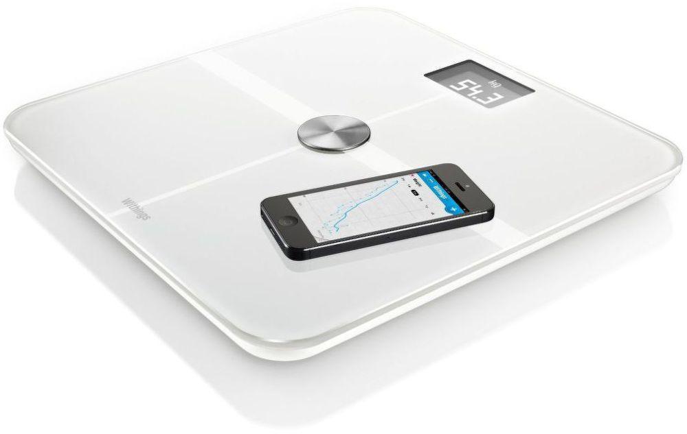Withings Smart Body Analyzer Wifi (bílá)