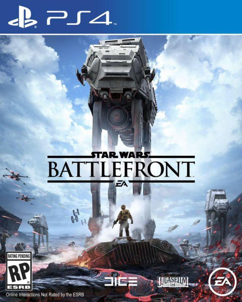 Star Wars Battlefront - hra pro PS4