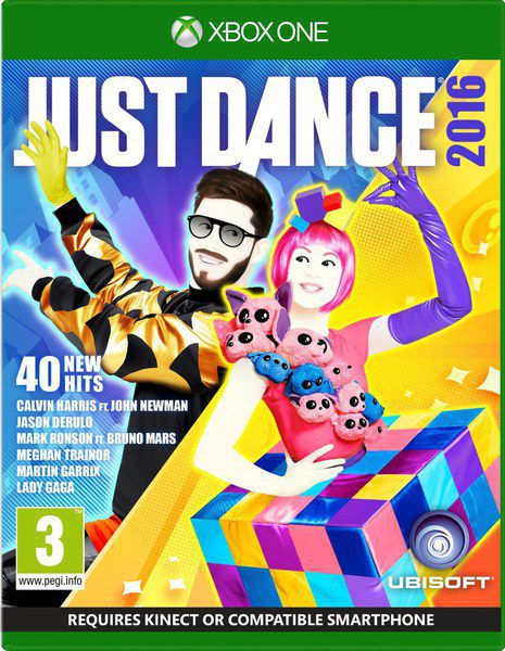 Just Dance 2016 - hra pro XBOX ONE