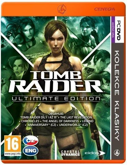 Tomb Raider: Ultimate Edition - hra pro PC