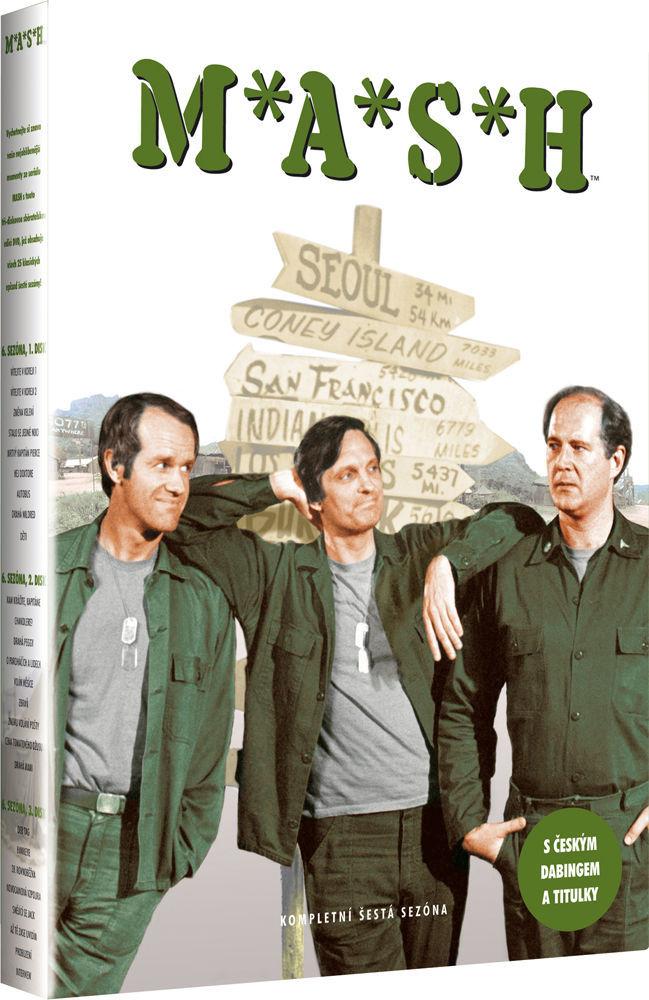 M.A.S.H. 6. sezóna - DVD