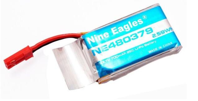 Nine Eagles akumulátor - náhradní díl pro Galaxy Visitor 6