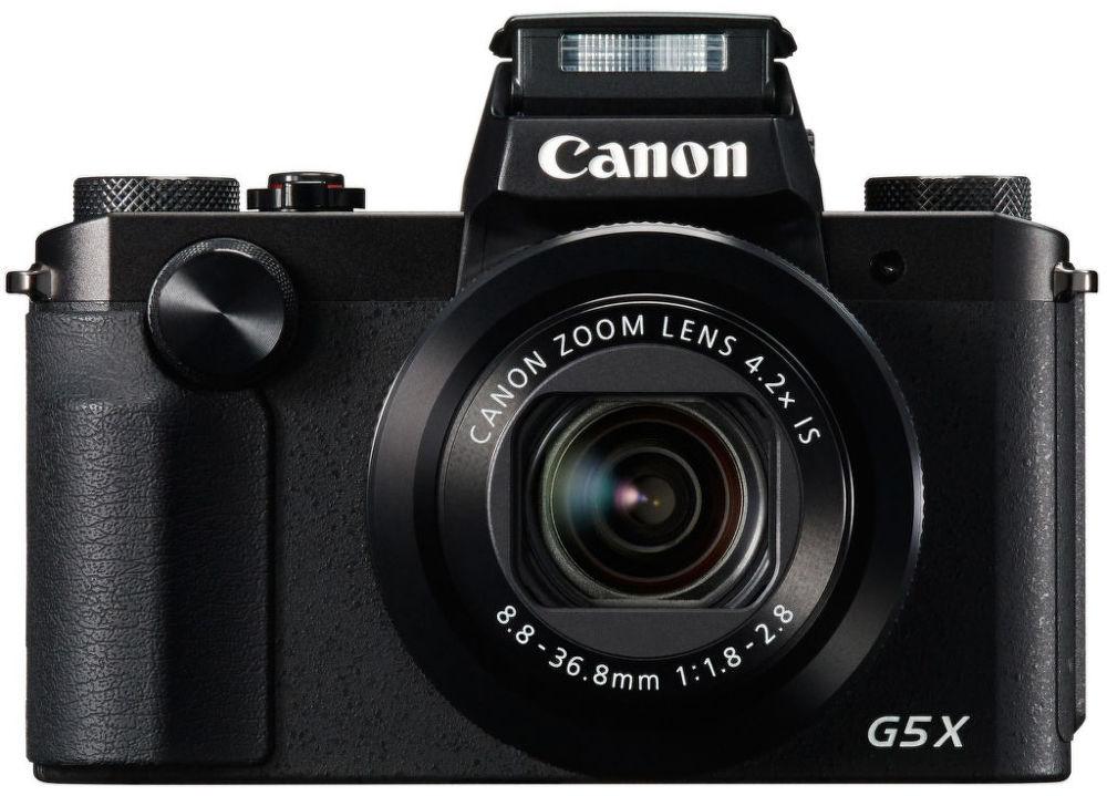 Canon PowerShot G5 X (černý)