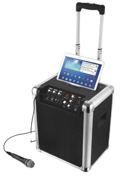 Trust Fiësta Pro Bluetooth Party Speaker (černý)