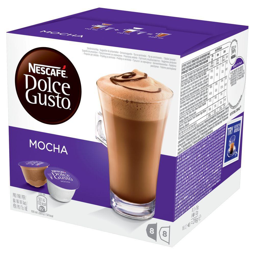 Nescafé Dolce Gusto Mocha