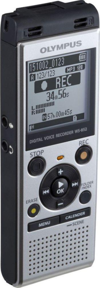 6fd68849c75 Olympus WS-852 (stříbrno-černý) - diktafon | ElectroWorld.cz