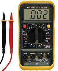 Solight V16, Multimeter
