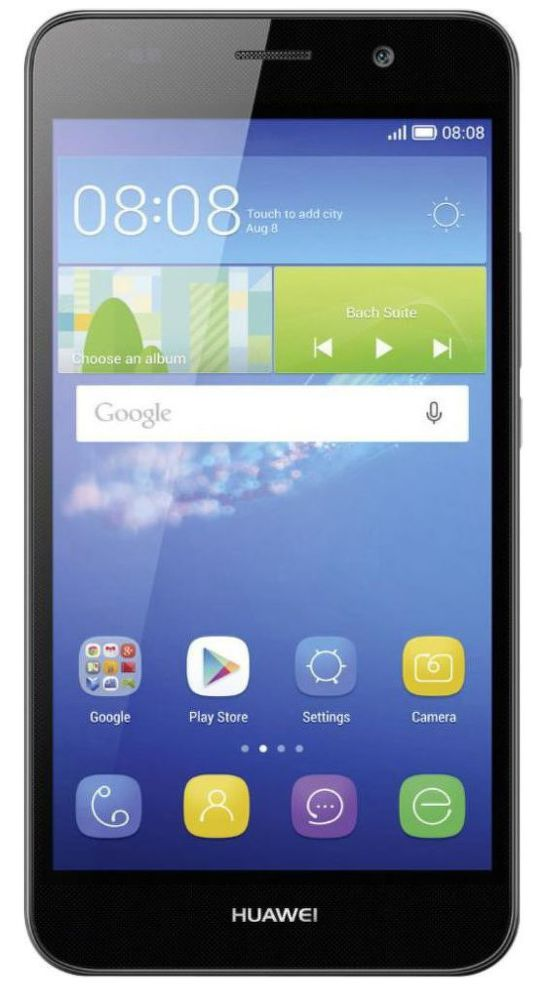 Huawei Y6 Dual SIM černý