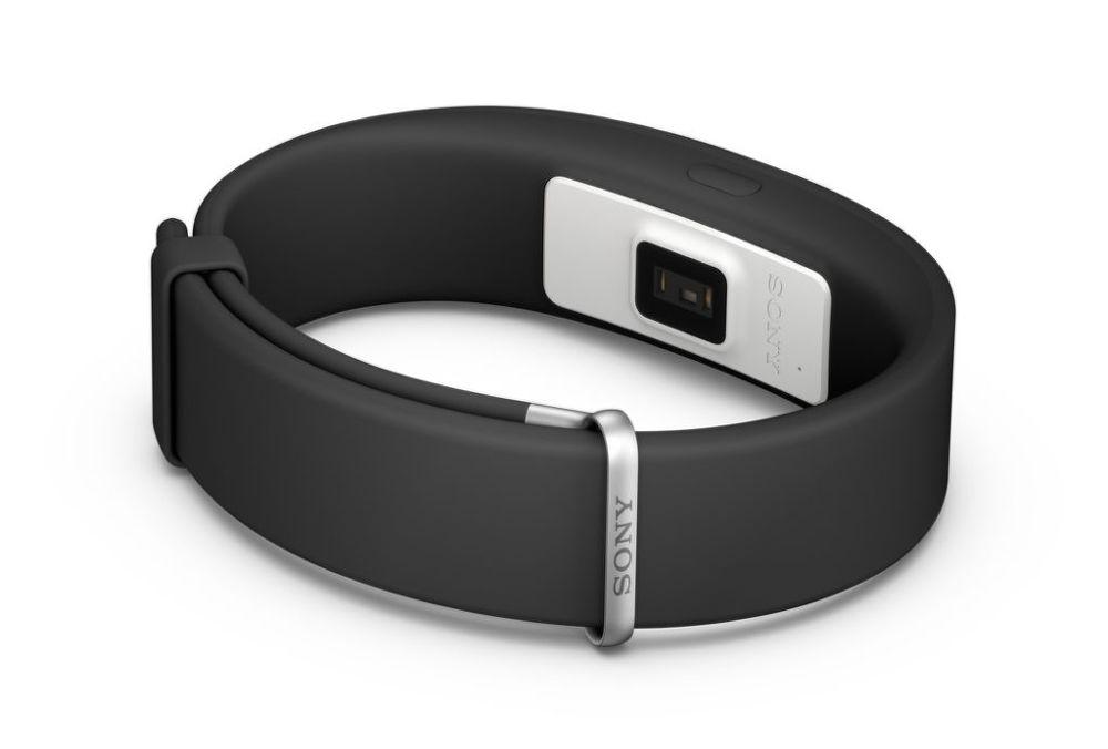 Sony SWR12 SmartBand 2 (černý)