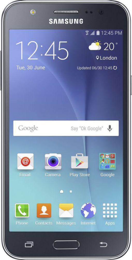 Samsung J500F Galaxy J5 Duos (černý)