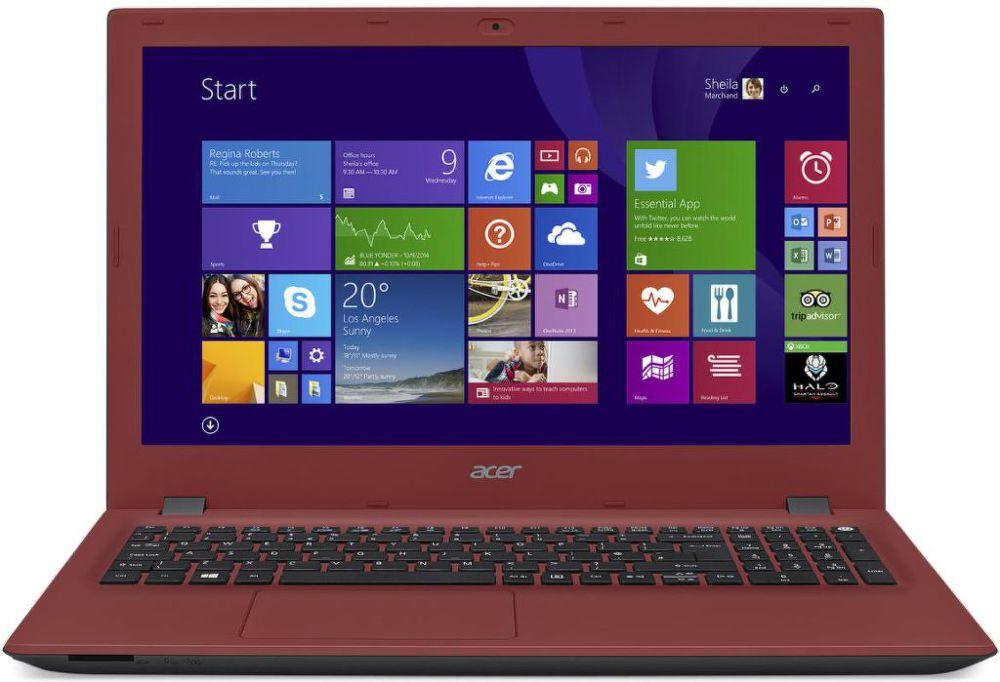 Acer Aspire E15, NX.MVJEC.003 (červená)